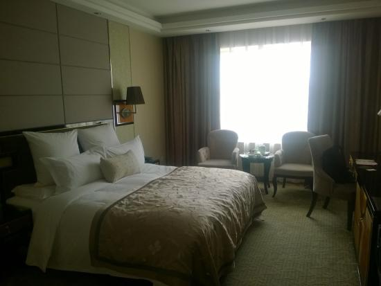 Hebei Century Hotel : 16樓客房