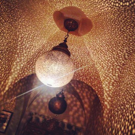 Zamzam Riad: Decoration at the Riad