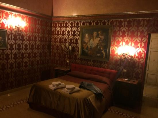 Antica Dimora de Michaelis: Our Room on the 1st floor.