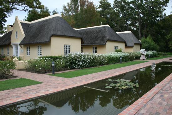 Somerset West, Afrique du Sud : Camphors Restaurant