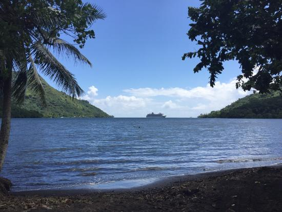 Moorea, Polinesia francese: Cooks Bay