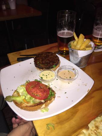 Kenilworth, Νότια Αφρική: burger