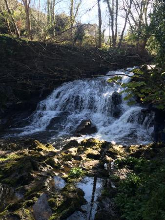 Fairy Falls Waterfall (Ffos Anoddun)