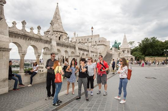 Discover Budapest: Walking tour in the Buda Castle District