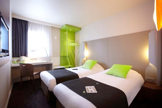 Campanile Lyon Ouest Tassin : Room