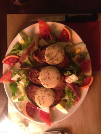 Les Louis: Excellente cette salade :)