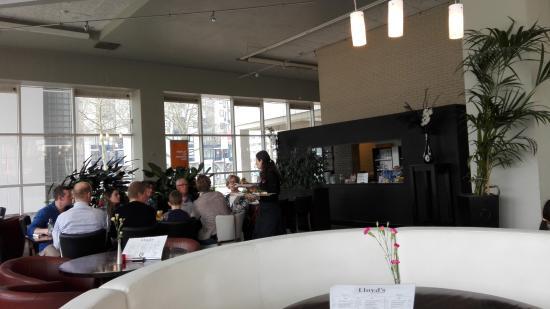 Restaurant Lloyd's Maritiem Museum Rotterdam
