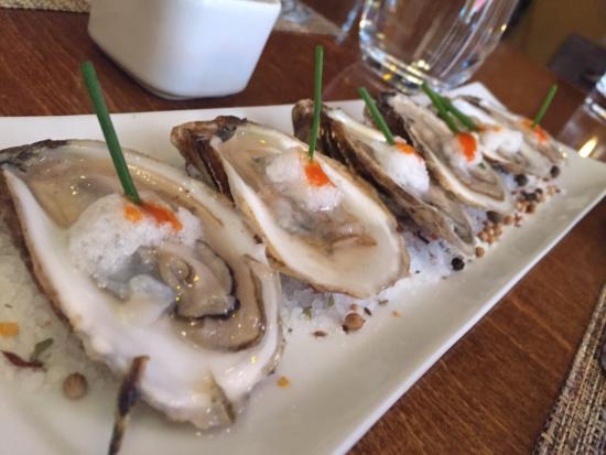 Hot Springs, Βιρτζίνια: Oysters