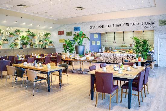 Cork Airport Hotel : Olivo