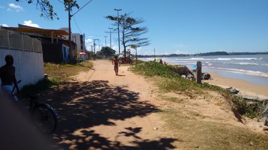 Nova Almeida, ES: Praia do canto