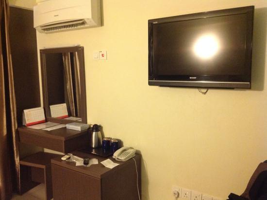 Sunbow Hotel Residency : Номер