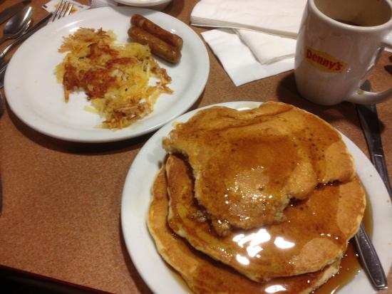 Denny's (Lockport) - breakfast