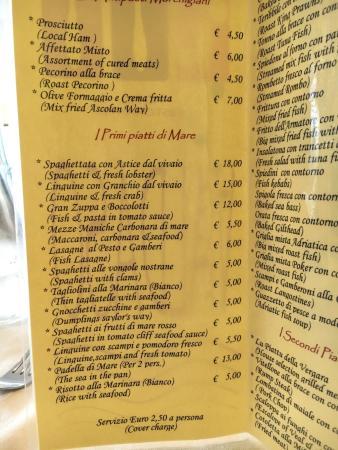 Pedaso, Italia: Hotel Ristorante Valdaso
