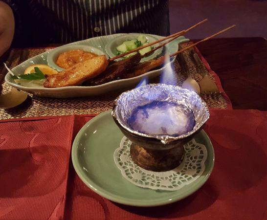 Baan Thai: Vorspeise