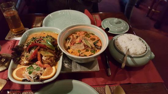 Baan Thai: Hauptgang