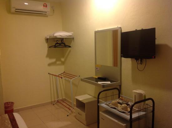 NR Langkawi Motel: Номер