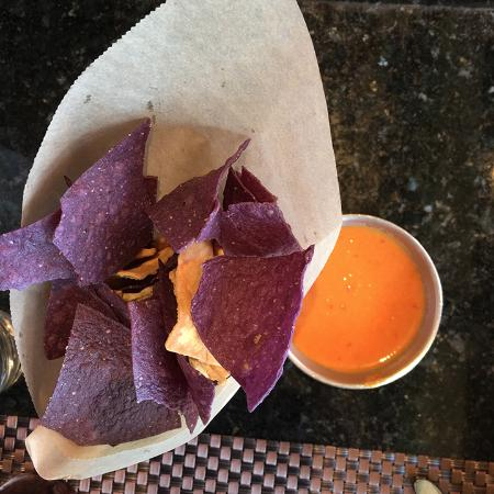 Jaguar Ceviche Spoon Bar and Latin Grill: Awesome appetizer for everyone