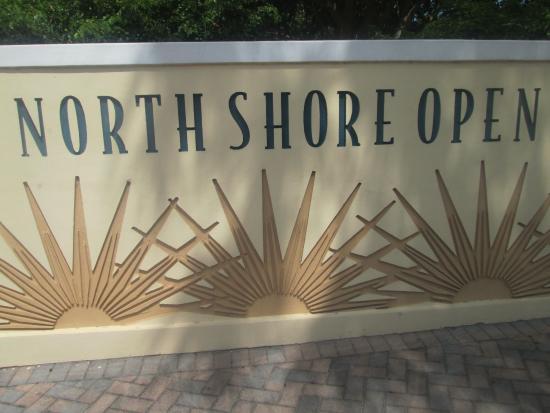 North Shore Open Space Park: entrada