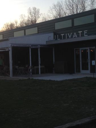 Berrien Springs, มิชิแกน: Cultivate Brewery Berrian Springs Michigan