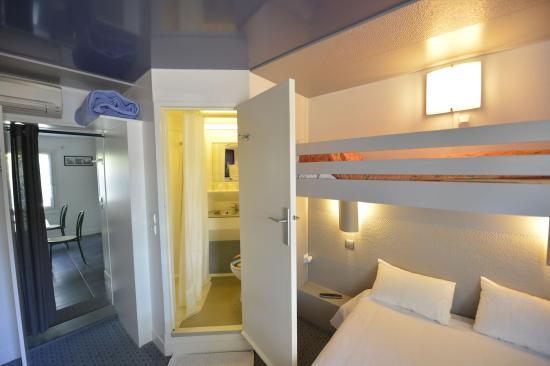 Contact-Hotel La Rochelle : Studio T1 bis bâtiment 2