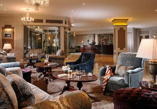 8e83d68d7f268 The Rose Hotel Lobby - Picture of The Rose Hotel, Tralee - TripAdvisor