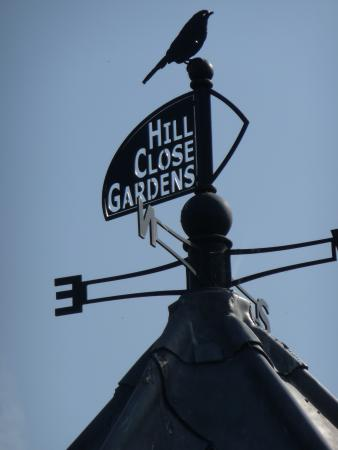 Hill Close Gardens: Weather