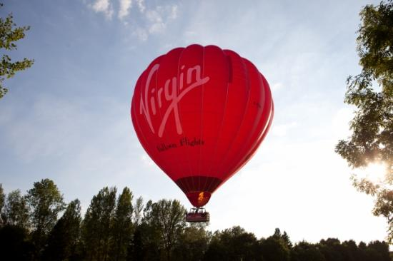 Virgin Balloon Flights - Telford (near Ironbridge Gorge)