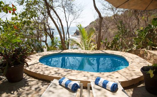 Casa Sol Zipolite: Pool