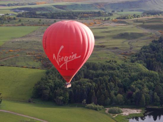Virgin Balloon Flights - Auchterarder