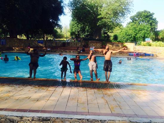 Tshipise a Forever Resort: fun time@ tshipise aventura