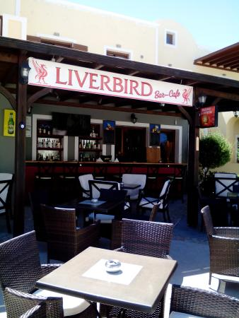 Liver Bird Cafe