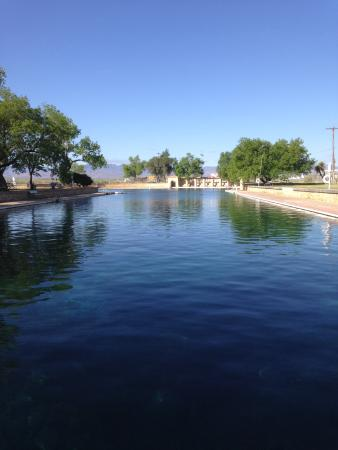 Toyahvale, TX: Natural Spring Pool