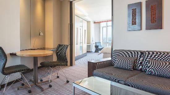 executive suite study lounge link picture of the westin cape town