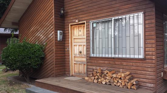 Kernayel Hotel & Cabanas: Vista entrada