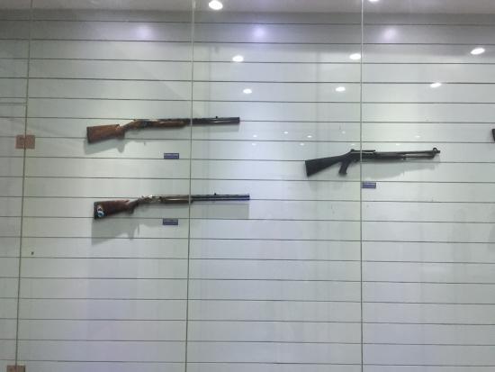Chinese Beifang International Shooting Range