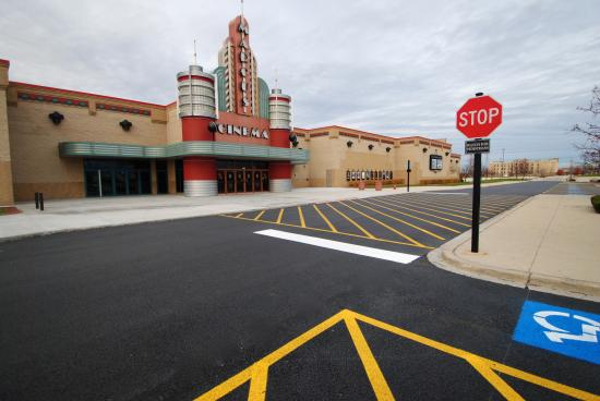 Marcus Cinema Addison