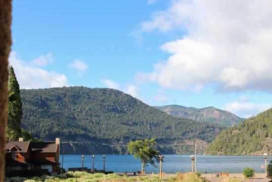 Hosteria La Posta del Cazador: View from room 110