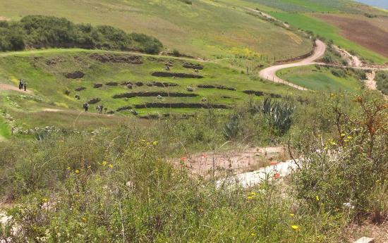 Maras, Perú: 2016 Peru Moray Agriculture Environment Another Area
