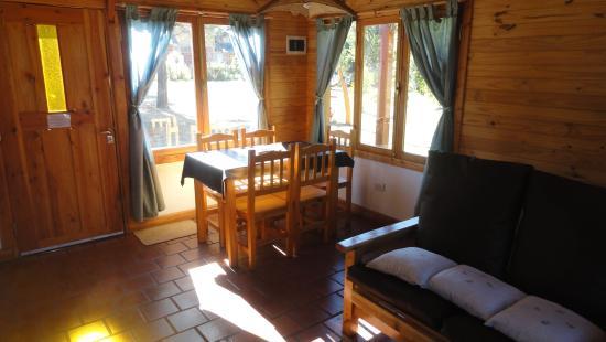 Cabañas El Refugio de Puelo : Cabaña Yeuen 4