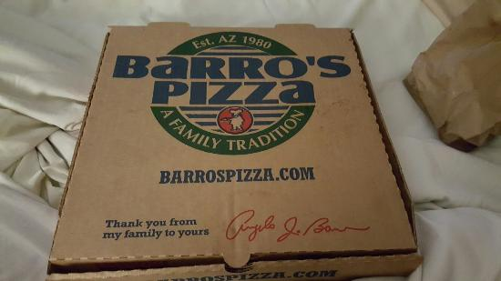 Barros Pizza