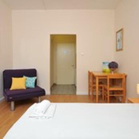 Eilon, Israel: twin room