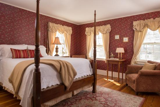 Swift House Inn: Emma Willard Room