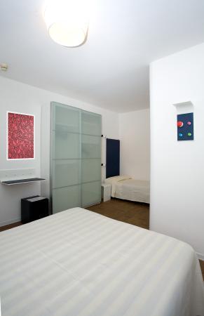 Hotel Vienna Bibione: Tripla - interno