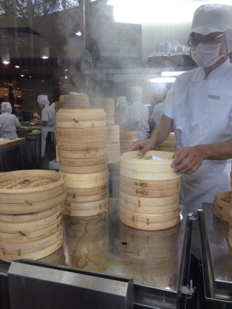 Din Tai Fung @ Central World Photo