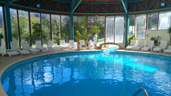 foto de gran hotel termas de chill n pinto piscina
