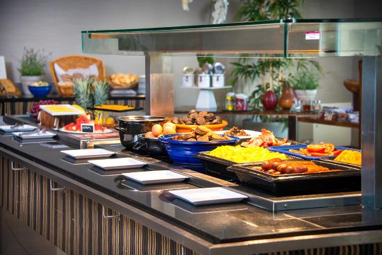 Cork International Hotel: Breakfast