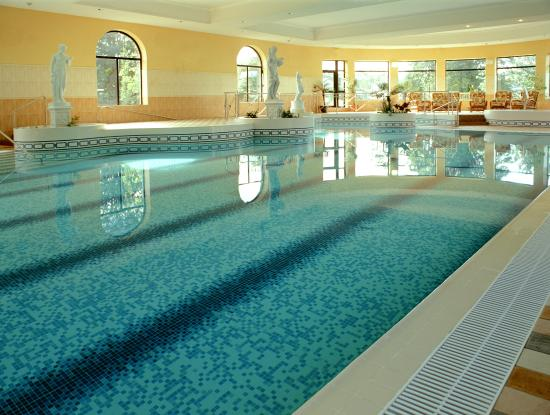 The Castlecourt Hotel: Pool & Leisure Centre