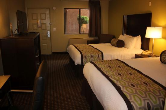 Days Inn San Jose Milpitas: Two Qeen Size Beds