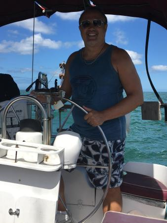 Anna Maria Sailing Adventures: Happy Birthday