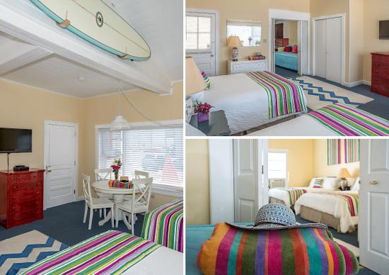 Windward at the Beach: Two room suite 1